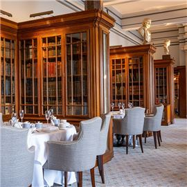 A historic destination for Afternoon Tea