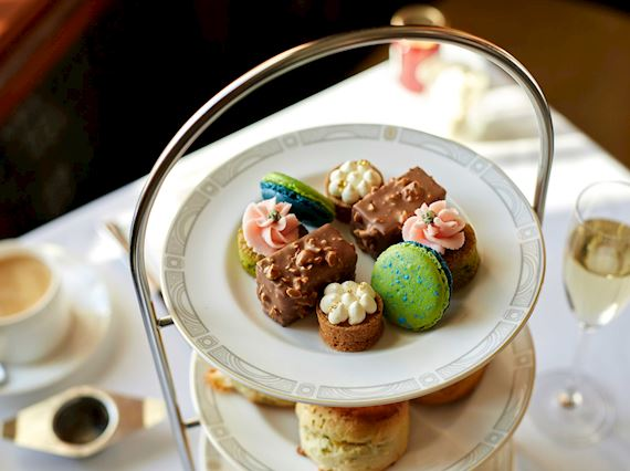 Traditionnal Afternoon Tea
